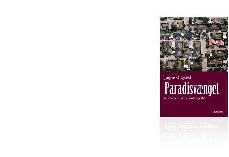 Paradisvænget omslag